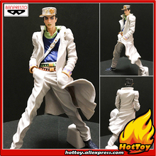 Original Banpresto JO JO'S FIGURE GALLERY 7 - JOTARO KUJO (White Coat)