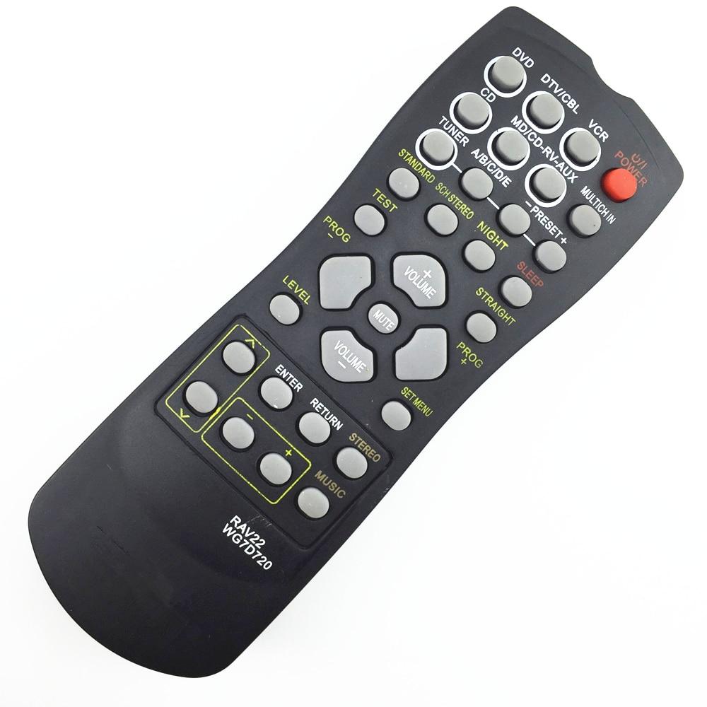 remote control suitable for Yamaha RAV22 WG70720 Home Theater Amplifier CD DVD RX-V350 RX-V357 RX-V359 HTR5830 universal remote control suitable for yamaha rav22 wg70720 home theater amplifier cd dvd rx v350 rx v357 rx v359 htr5830