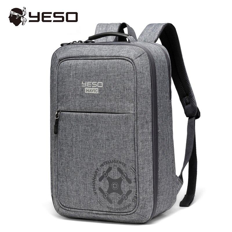 YESO UAV Backpack For Mavic Pro Light Fashion Multi functional DSLR RIG UAV Backpacks for DJI