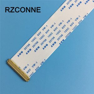 Image 3 - 2pcs I PEX 20454 030 FFC FPC Flexible Flat Ribbon Cable 30 Pin 0.5mm pitch for 10 14.115.6 17 EDP Panel Same Direction