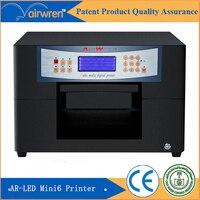 2016 Uv Flatbed Printer Price Digital Glass Printing Machine