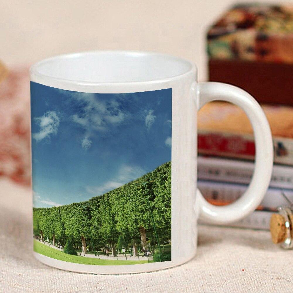 Beatiful La Tour Eiffele Mugs Ceramic Cup For Coffee Tea Milk