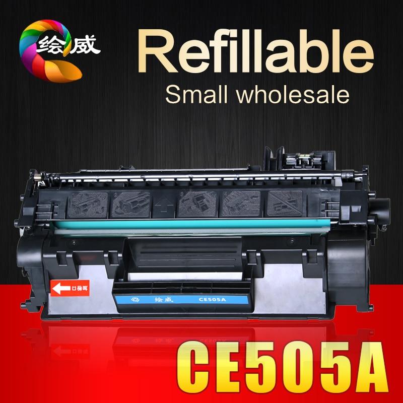 CE505A 505 05A 505a Kompatibel Tonerkartusche für HP LJ P2035 2055 für...