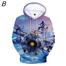 hot deal buy nieuwe fashion 3d battle royale hoodie sweatshirt mannen vrouwen hoodies casual sweater leuke hoodie kerst hoodies sweatshirts