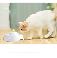 Cats Water Bowl Dog Feeder Automatic Pet water fountain cat water dispenser Fountain fresh Flowing water bowl