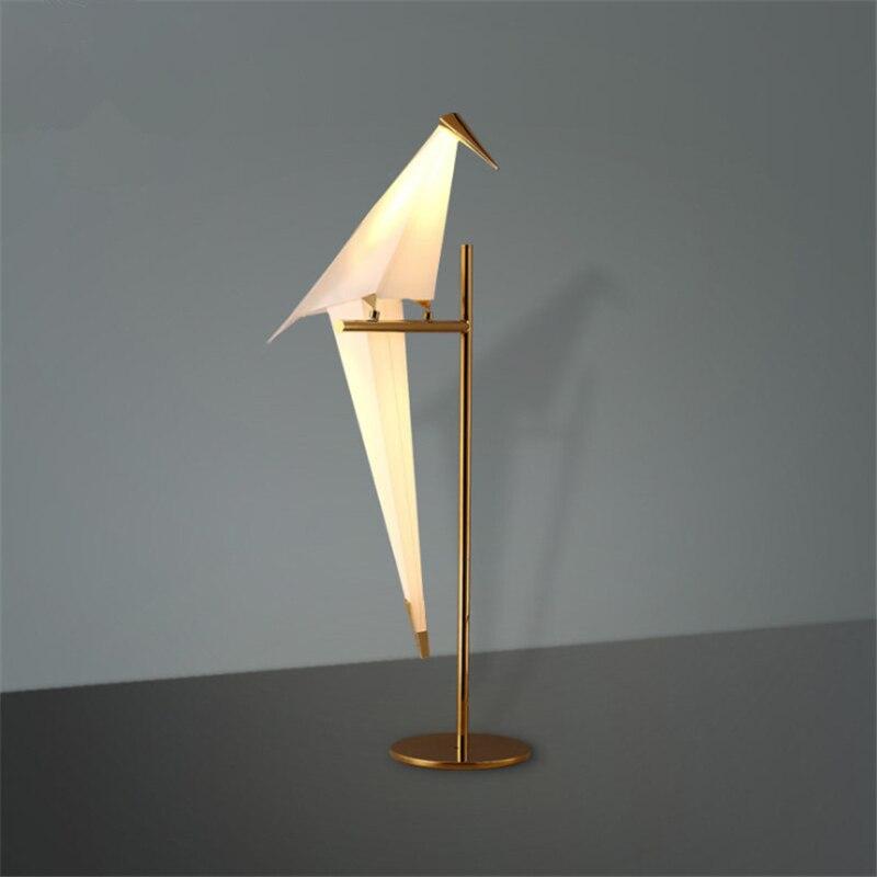 papel moderno passaros lampada pe estudio 02