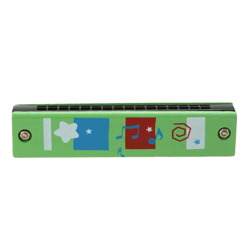 Wood-Plastic-Harmonica-Fun-Double-Row-16-Holes-Musical-Toy-Harmonica-Kids-Early-Educational-Music-Learning-Toy-Random-Color-4