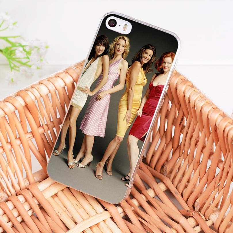 Maiyaca Amerikaanse Tv Serie Desperate Housewives Soft Phone Cover Case Voor Apple Iphone 8 7 6 6S Plus X 5 5S Se 5C 4 4S Cover