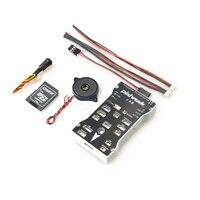 1pcs Pixhawk PX4 Autopilot PIX 2 4 8 32Bit Flight Controller W Safety Switch Buzzer Case