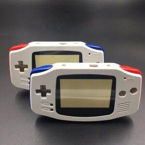 Image 1 - לבן עבור Nintendo Game Boy Advance GBA החלפת דיור פגז מסך