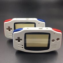 White For Nintendo Game Boy Advance GBA Replacement Housing Shell Screen