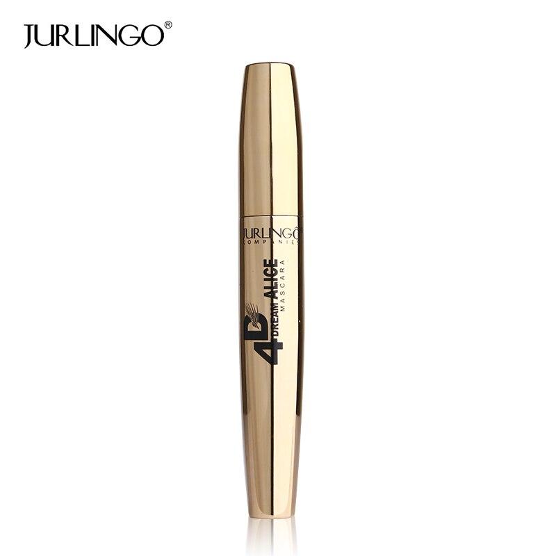 b32dca1187f ... Brand JURLINGO Makeup Super Volume Curling Thick Eye Lash Waterproof  Mascara Cosmetics. שמור מוצר. הגדל תמונה במעבר עכבר הקש פעמיים להגדלה. Black.  Black