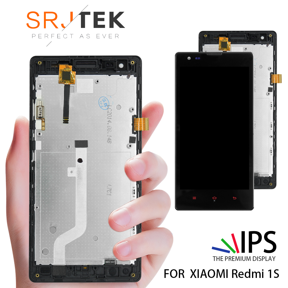 Cheap for all in-house products xiaomi redmi 1s lcd display touch