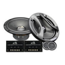 Dome Tweeter Speaker Component Sub Woofer Cone Network-Crossover Car-Audio Midbass PUZU