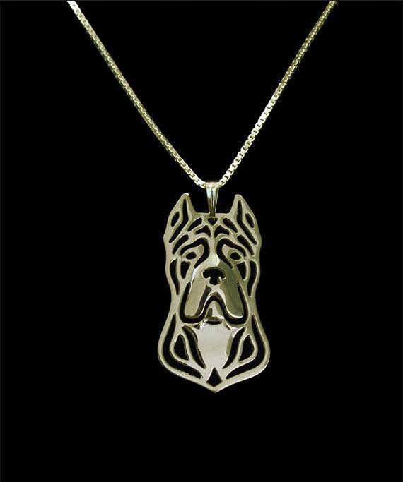 DANGGAO nejnovější unikátní módní ručně vyráběné třtiny Corso náhrdelník dámský řetízkový kouřový náhrdelník Psí přívěsek Šperky Zvířata Milovníci dárků Nápad