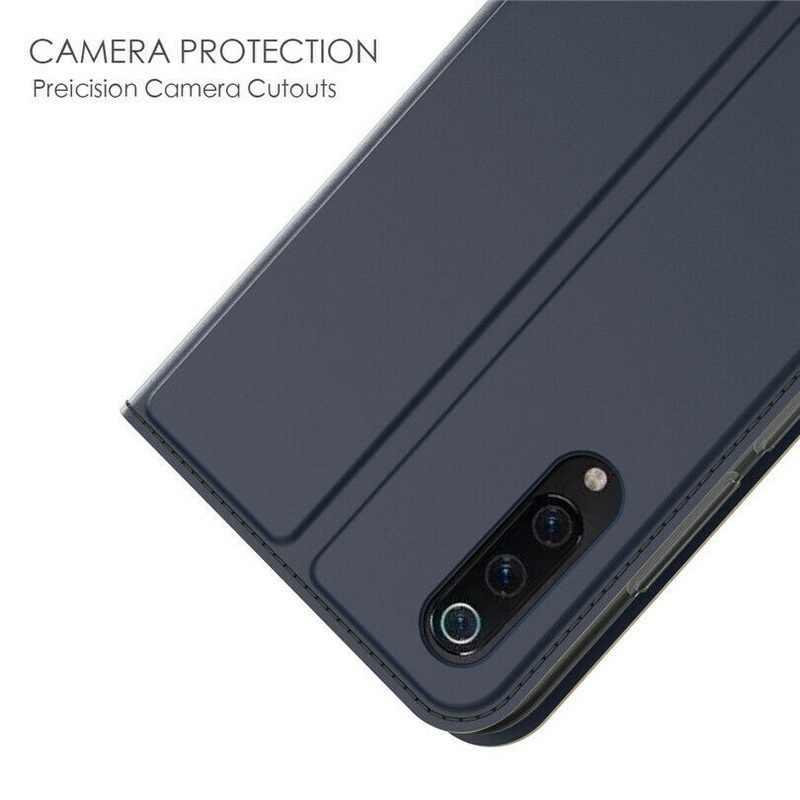 Etui portefeuille en cuir PU Voltage pour Xiao mi mi 9 8 Lite Max3 F1 A1 A2 fentes pour cartes support pour rouge mi Note 7 6 5 Pro 4 5A 6A