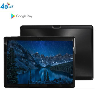 2019 S119 tablet PC 3G 4G LTE FDD Android 8.1 Octa Core 2.5D Glass tablets 4GB RAM 64GB ROM WiFi GPS 10.1' tablet IPS Screen 8MP