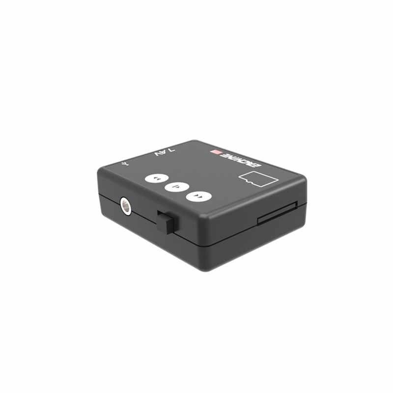 Оригинальный Eachine EV100 микро AV рекордер 1280*480 Мини DVR поддержка 32G TF для очков