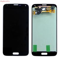 For Samsung Galaxy S5 G900 G900F G900H G900P G900I G900T Lcd Screen Display+Touch Glass DIgitizer Assembly Repair lcds Amoled