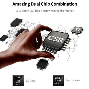 Image 4 - Dacom Dual ไดรเวอร์หูฟังตัดเสียงรบกวนโทรศัพท์มือถือหูฟัง Super Bass แบบไร้สายหูฟังบลูทูธ 5.0 หูฟังไมโครโฟน