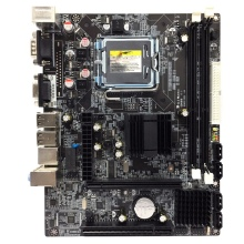 G41 Lga775 Desktop Motherboard For Intel Chipset Ddr3 Double Usb 2.0 Lga 775 Mainboard For Computer Pc все цены
