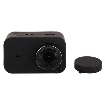 Lente protector para cámara Xiaomi Yi Action Cam XiaoYi Lens Objetivo Tapa