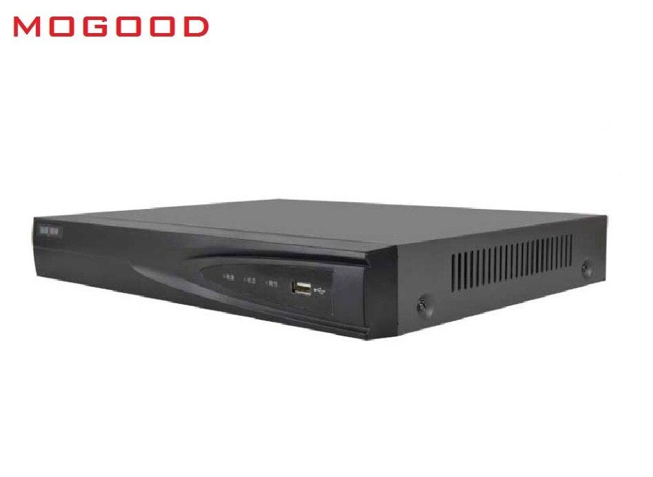 Hikvision ds 7616n e2/16 P китайская версия 6mp/5mp/3mp/1080 P видеонаблюдения NVR для 16 ch IP Камера Поддержка ONVIF 16 Порты poe 2 SATA