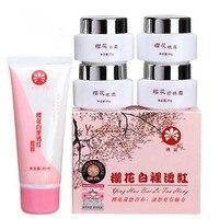 Face Skin Care Set Day Cream/ Night/Eye /Pearl cream/Cleanser Anti Aging Repair Moisturizing Nursing Facial Set