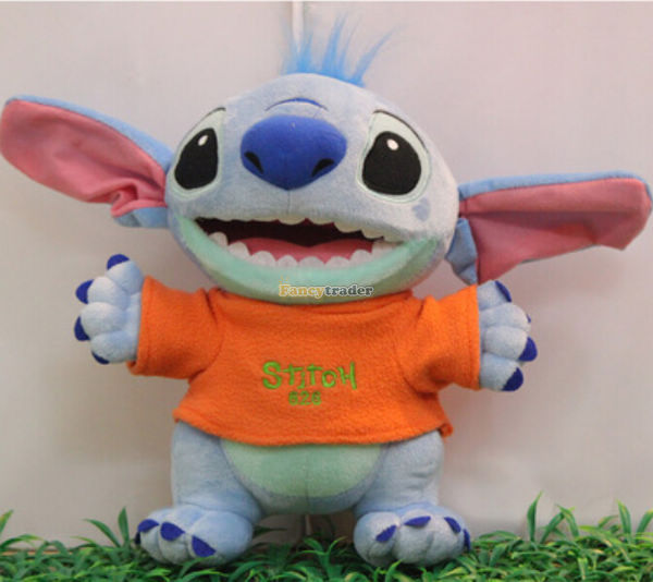Fancytrader 24\'\' 60cm 2015 New Giant Plush Stuffed Stitch, 2 Colors Available Free Shipping FT90147 (2).jpg