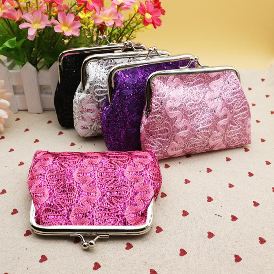 New Sequins Kids Coin Purse Bag Baby Girls Mini Wallet Bag Bright Color Small Coin Purse Children Handbags