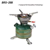 BRS Non Preheating Stove Portable Gasoline Oil Fuel Stove For Outdoor Hiking Fishing Picnic
