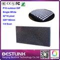 P10 dip-346 открытый один белый из светодиодов дисплей 320 * 160 мм 32 * 16 пикселей из светодиодов экран движется текст вход реклама billbaord