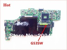 G53SW Laptop Motherboard Mainboard For ASUS Fully Tested Good Condition