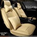 (Frente + Traseira) Couro especial tampas de assento do carro Para Lexus Todos Os Modelos ES IS-C CTH NX RX GS GX É LS LX RC RC-F auto acessórios