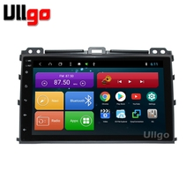 9 inch Octa Core Android 7.1 Car Head Unit for Toyota Prado 120 Lexus GX470 Car Stereo GPS with BT Radio RDS Mirror-link Wifi