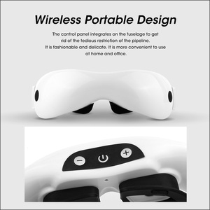 Image 4 - DZYTE Smart Eye Massager Wireless Electric Eye Massager Air Compression Vibration Magnetic Heated Goggles Anti Wrinkle Eye Care