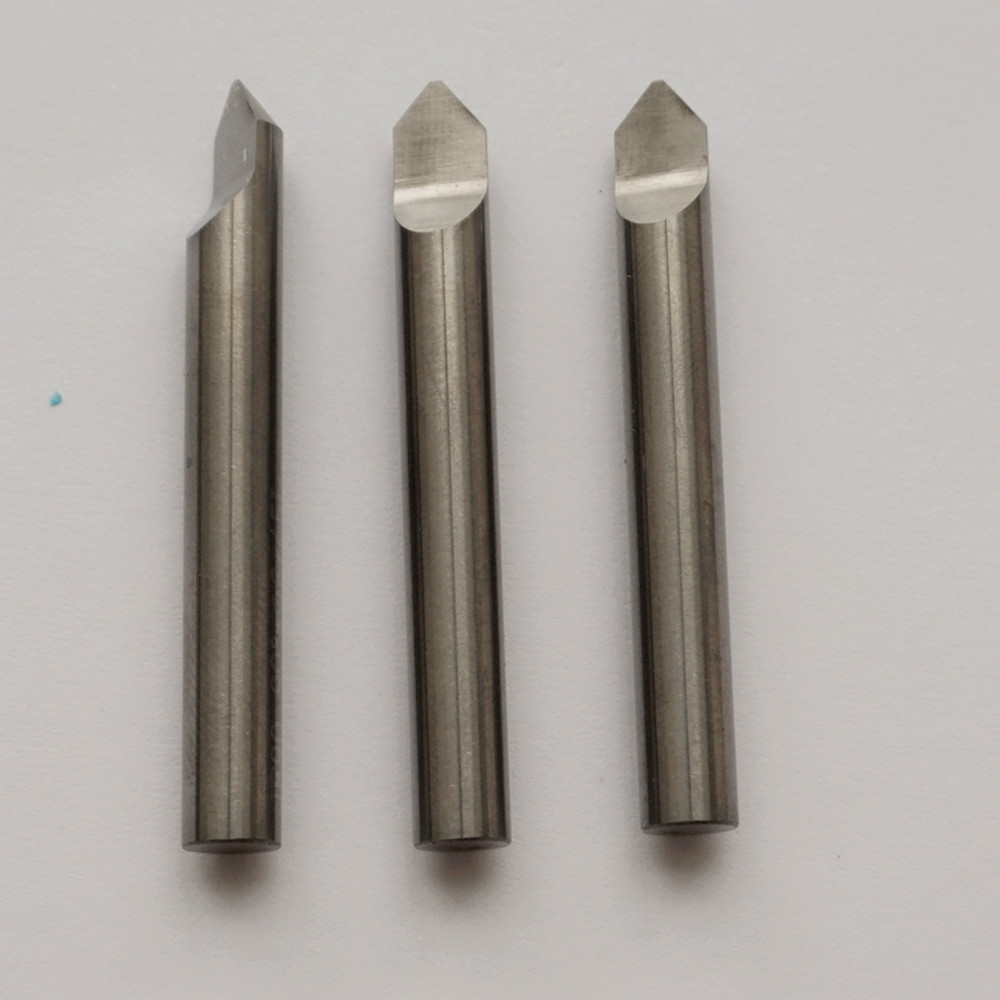 D701071ZB - D739971ZB dimpling cutter F1 carbide engraving cutter 90 degree spade drill for SILCA MATRIX PRO key cutting machine