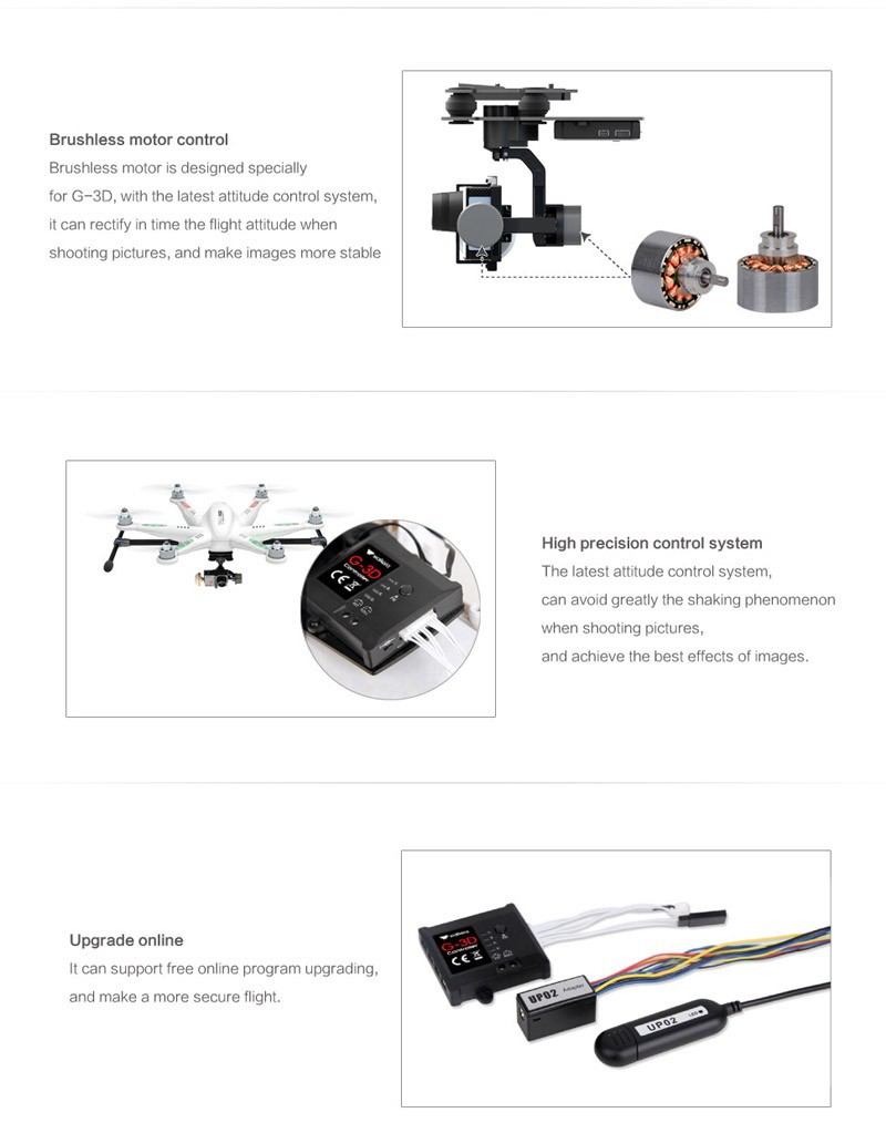original Walkera TALI H500 Perfect one-stop FPV Drone RTF Hexrcopter with G-3D Gimbal iLook+ Camera IMAX B6 Charger Transmitter