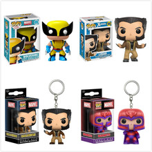 2019 Funko Pop Anime X-MEN 3 Wolverine Vinyl Doll Model Toy Movie Action Figure Toys For Children недорого
