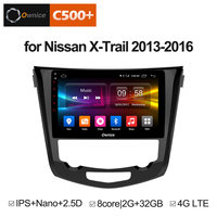 Ownice C500+ G10 10.1'' Octa Core Android 8.1 32G Car radio GPS Navi Player Car Stereo for Nissan Qashqai 2013 2014 2015 2016