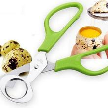 Pigeon Quail Egg scissor Bird Cutter Opener Kitchen Tool Clipper Cigar Cracker Blade