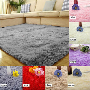 Carpet Modern Gray Antiskid Pink Living-Room/bedroom-Rug Soft White Purpule 13-Color