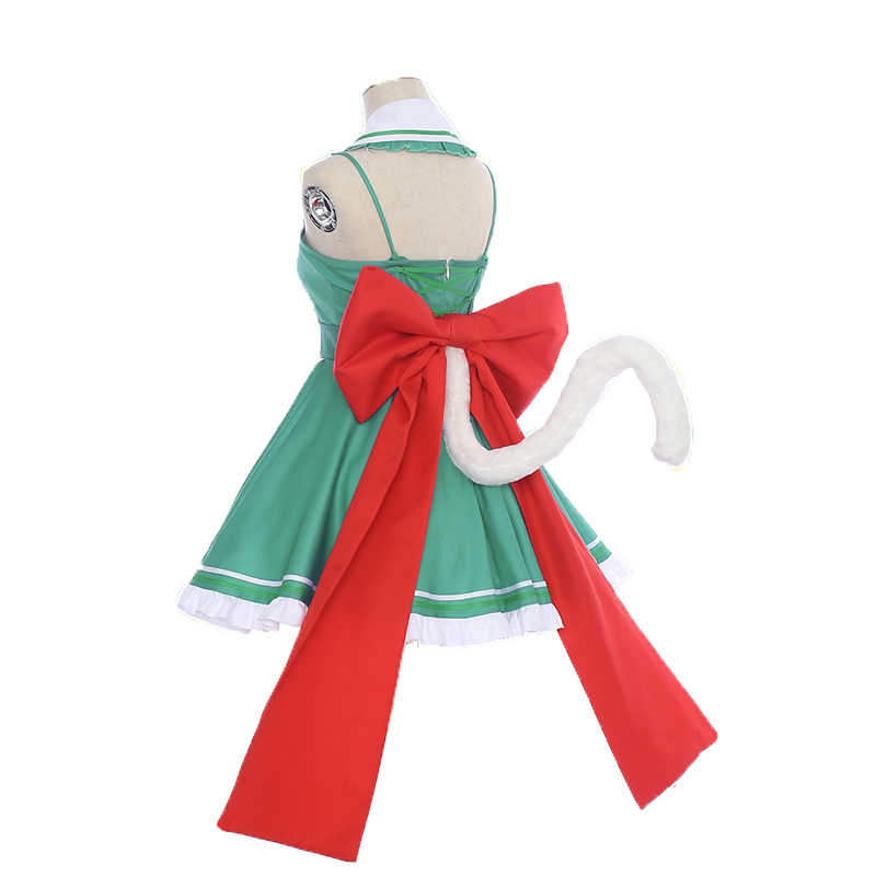 My Hero Academia Midoriya Izuku Todoroki Shoto Bakugou Katsuki Kaminari  Denki Maid Dress Uniform Cosplay Costume with tail ears|Anime Costumes| -  AliExpress