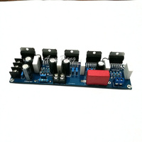 Free Shipping New Original Authentic TDA7293 Five Parallel Mono 400w Amplifier Fever Amplifier Finished Board