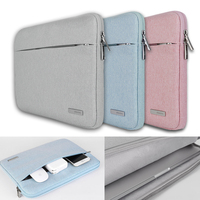 New Laptop Tablet Bag For Microsoft Surface Pro 3 4 Case Waterproof Women Men Portable Solid