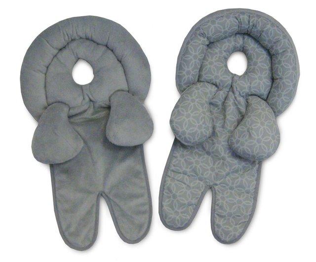 Cabeça Chata Para Finalizar O Projeto Travesseiro Carrinho de bebê Multifuncional Cama de Criança Dormindo Travesseiro Assento de Carro Guarda Pescoço guarda cama