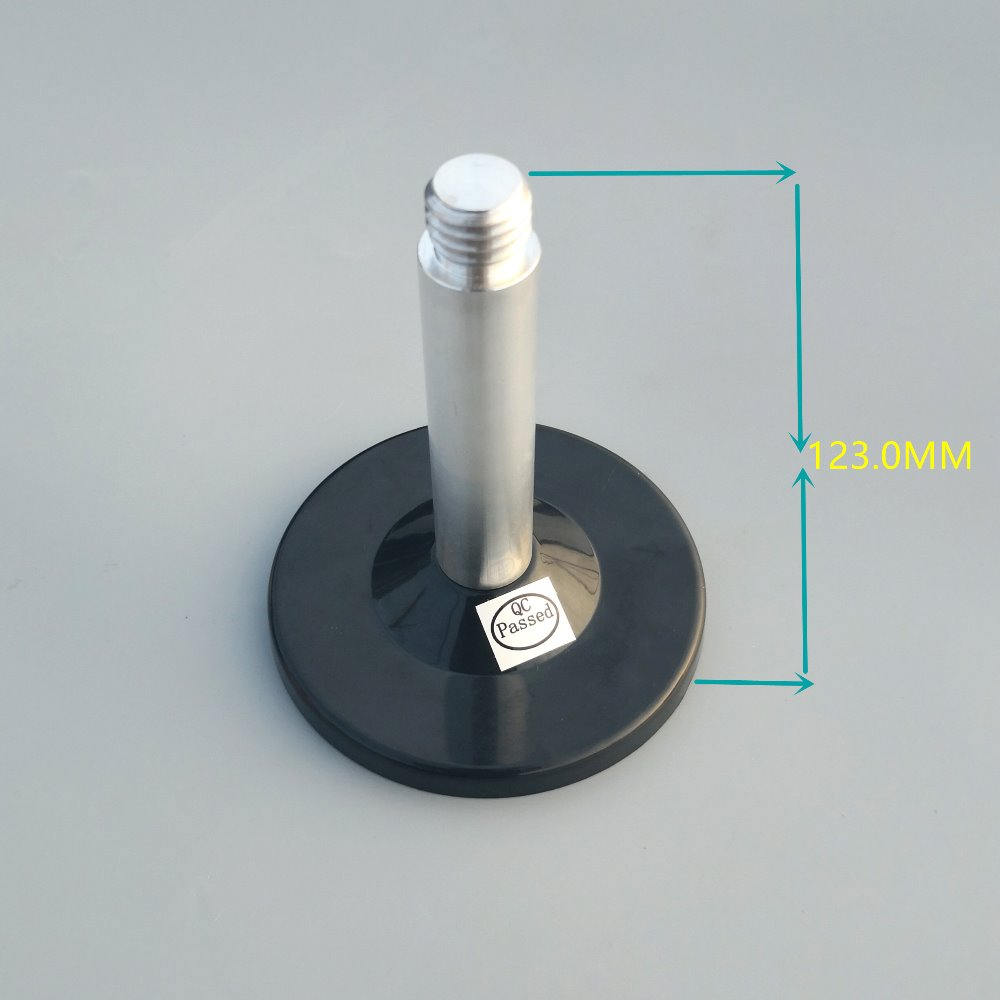 High precision GNSS antenna GPS antenna GLONASS antenna RTK test Measuring antenna magnetic fixed mounting base TOPGNSS