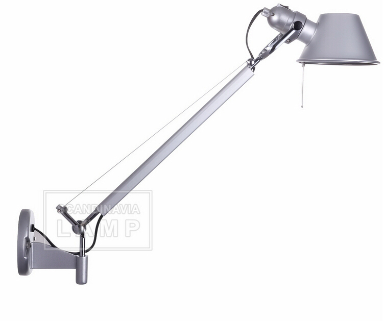 Modern Lustre Italy Classical 1 Arm Wall Lights Fixture Home Luminaire Wall lamp Aluminium Apliques Pared Silver Sconce LED E27 yt0286 italy 2013 luca renaissance wall map 1 new 0521
