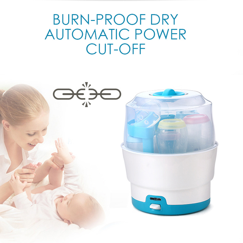 Breast Milk Heater Baby Bottle Warmer Sterilizer Food Steam Heating Electric Disinfection Cabinet Intelligent Dropshipping