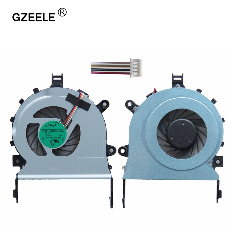 GZEELE NEW Laptop cpu cooling fan for ACER 4820T 4820 4745G 4553 5820TG Series Laptop Notebook Replacement Fan Cooler CPU 4 Line laptops replacement accessories cpu cooling fans fit for acer aspire 5741 ab7905mx eb3 notebook computer cooler fan